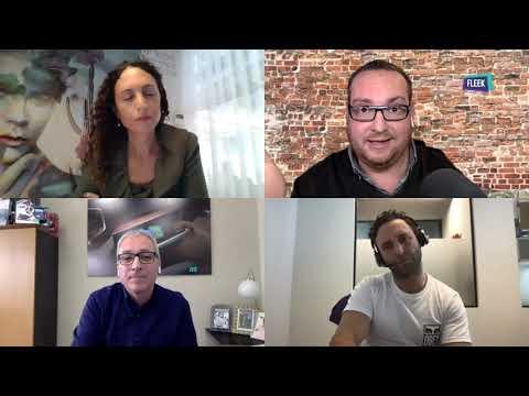 UK Israel Business Virtual Breakfast Club December 2020
