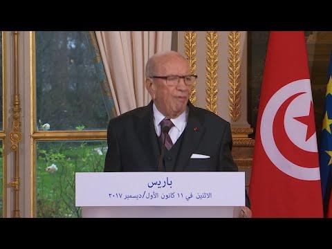الرئيس التونسي: لا توجد دولة بمنأى عن الإرهاب  - نشر قبل 3 ساعة