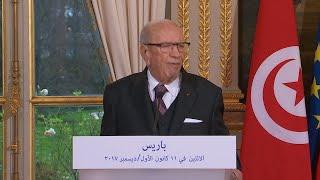 الرئيس التونسي: لا توجد دولة بمنأى عن الإرهاب