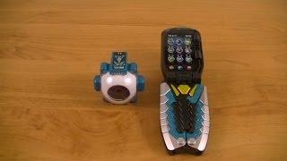 DX Tutankhamun Ghost Eyecon & Ghost Gadget Series 02 Cobra Keitai Double-Review