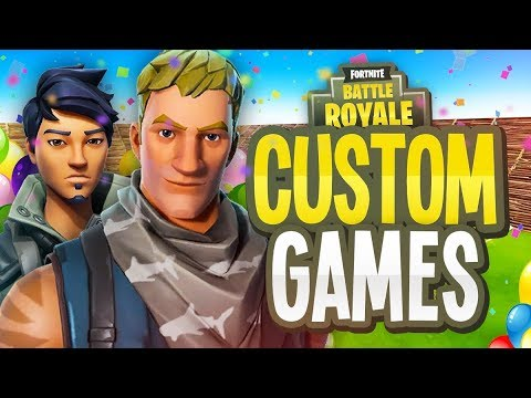 Fortnite Custom Games  Fortnite Live Deutsch #aveez #apokalypto #VantageRC #customgames