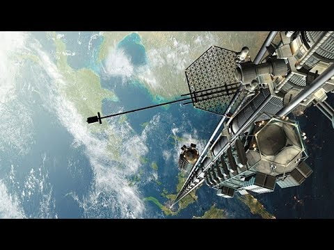 पृथ्वी से अंतरिक्ष तक लिफ्ट Science Of Space Elevators in Hindi