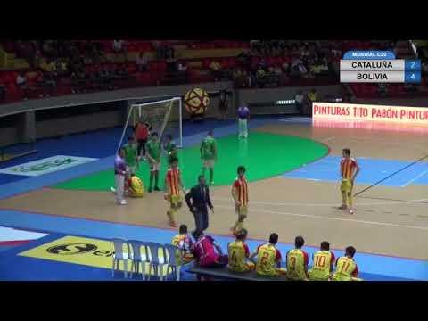 Mundial Sub20 2018 Catalunya - Bolívia pt2