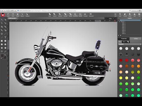 Online Vector Graphic Design - Drawing Online - YouiDraw Drawing