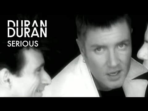 Duran Duran - Serious (Official Music Video)