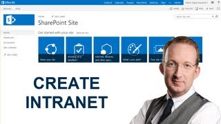Create a Small Business SharePoint intranet
