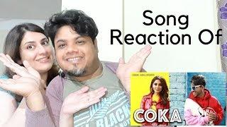 #COKA : Sukh-E Muzical Doctorz | Foreigner VS Indian Reaction|