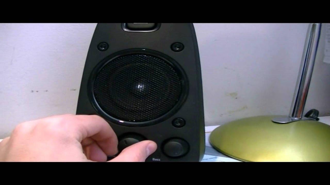 Review  Logitech Z623 Speaker System