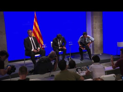 Barcelone: la police catalane fait le point sur l