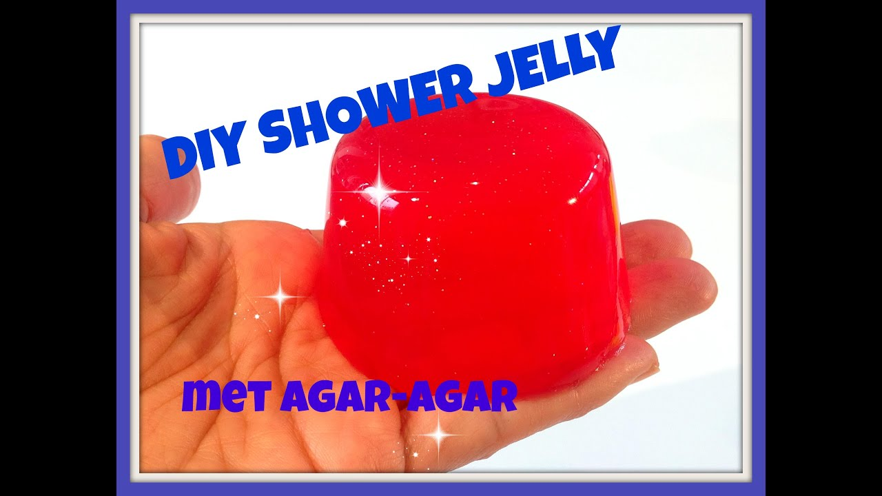how to make jelly with agar agar strips