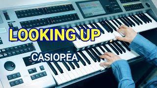 爽やかなピアノが印象的でカッコイイ曲ですね。 ASAYAKEの次に弾こうと...