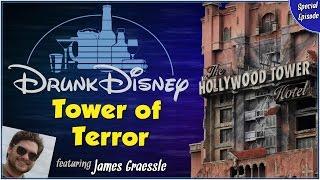 TOWER OF TERROR ft. James Graessle (Drunk Disney Special Episode)