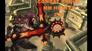 Tenzor - Fast 2v2 Arenas Combat Rogue/MM Hunter 5.4.8