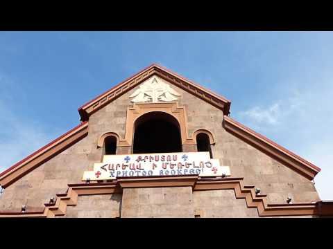 Северный Кавказ, Кисловодск. Армянская апостольская церковь