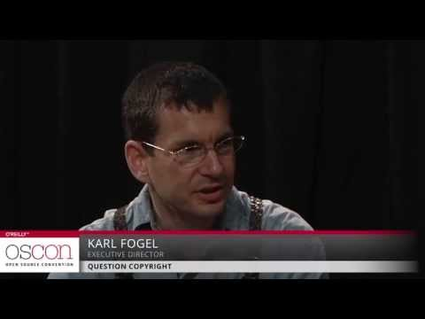 Karl Fogel (Question Copyright) Interview - OSCON 2014