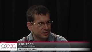 Gambar cover Karl Fogel (Question Copyright) Interview - OSCON 2014