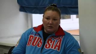 Лучшая сумоистка России снимается для глянца и играет в кино