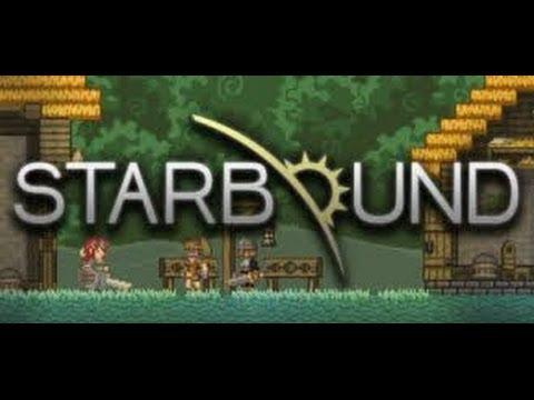 Starbound Ep 4 - Underground We Go!