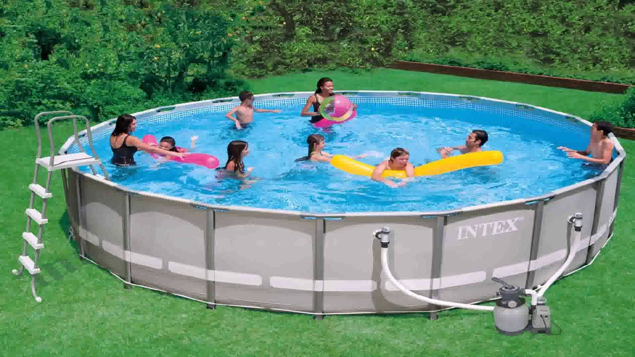 Cheap Above Ground Pools For Sale Near Me Gif Maker Daddygif Com See Description Youtube