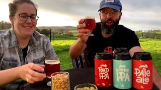 Virtual Tasting - Reckless Brewing Red IPA