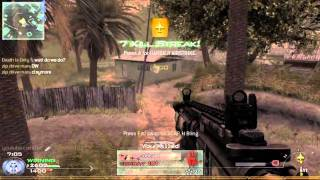 Call of Duty: MW2 | Sniping and we got Bin Laden! - Revo POV