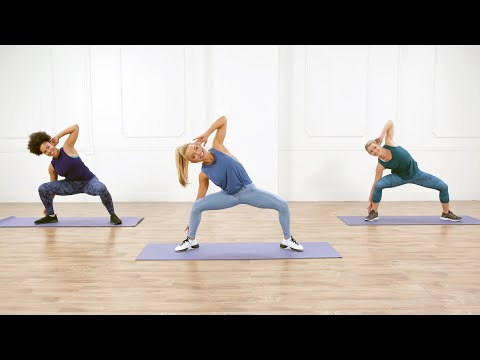 30-Minute No-Equipment At-Home Cardio and Abs-Toning Workout