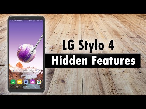 Hidden Features of the LG Stylo 4 You Don't Know About | H2TechVideos