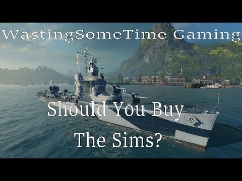 Should You Buy the Sims? World of Warships