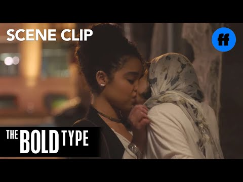 The Bold Type | Season 1 Episode 4: #Kadena Kiss | Freeform