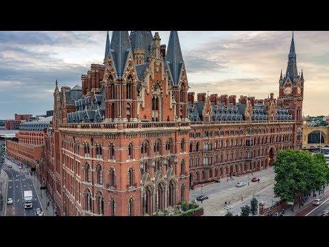 St Pancras Renaissance Hotel (London): Full Tour