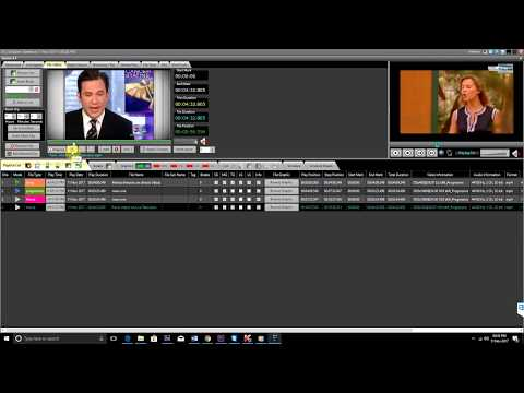 Aircaster Playout Software Training  (English)