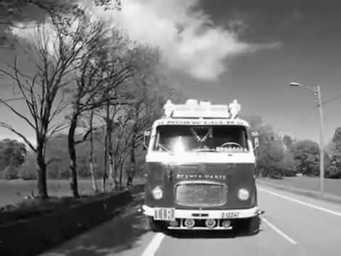 BANDAR ABBAS EXPRESS NORWAYTO IRAN/truck fleet videos