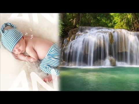 WATERFALL | White Noise For Put Baby To Sleep 10 Hours