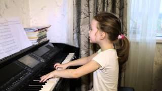 СИНИЙ ИНЕЙ...  Виктория Викторовна 6 лет.