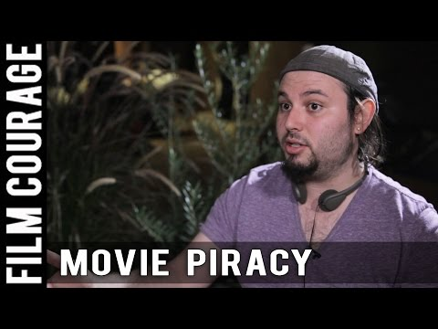 A Filmmaker's Thoughts On Movie Piracy by James Cullen Bressack
