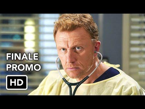 "Grey's Anatomy 16x21 Promo ""Put On A Happy Face"" (HD) Season 16 Episode 21 Promo Season Finale"