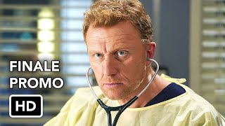 "Grey's Anatomy 16x21 Promo ""Put on a Happy Face"" (HD) Season 16 Episode 21 Promo Season Finale"