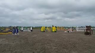 10-06-2018 CH Sneek Tjalhuizum - Tweede parcours (L)