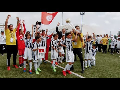 Juventus Academy World Cup Final