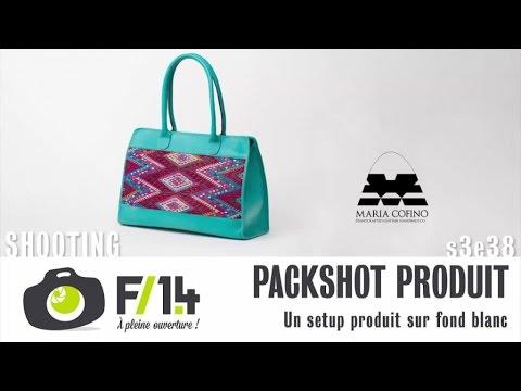 Packshot Produit Sac à Main Fond Blanc - S03E38 - F/1.4
