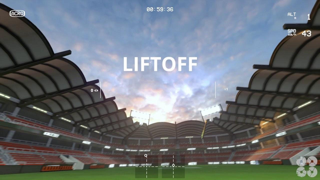3c332e1b Liftoff