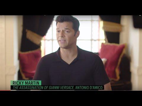 Ricky Martin - American Crime Story: Versace - EW