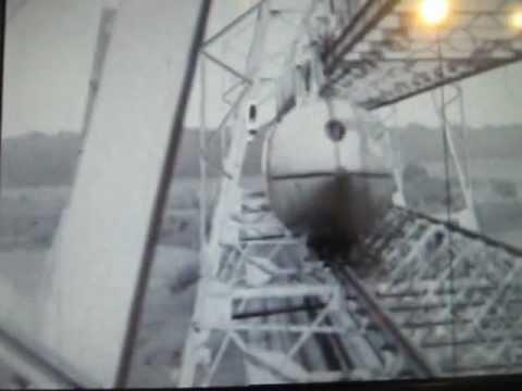 GEORGE BENNIE'S RAILPLANE