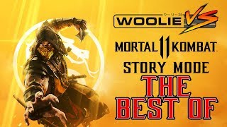 The Best Of Woolie VS Mortal Kombat 11 Story Mode