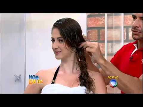 07fdfb4c9 Sem chapinha nem secador! Aprenda deixar seus cabelos bonitos ...