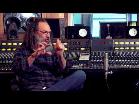 """Andrew Scheps tells why he's """"In The Box"""""""