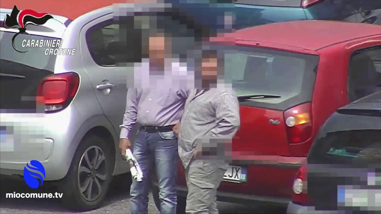 Associazione mafiosa, a Crotone operazione della Dda. I particolari - Video