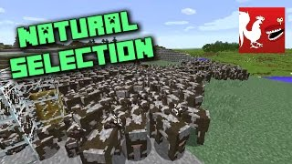 Things to do in Minecraft - Natural Selection