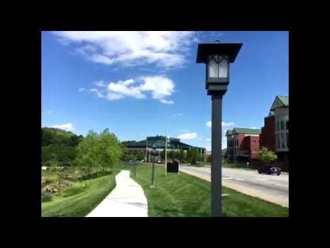 Appalachian State University: Campus Tour & Kidd-Brewer Stadium