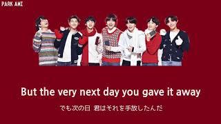【カナルビ/日本語訳】Last Christmas - BTS (防弾少年団)